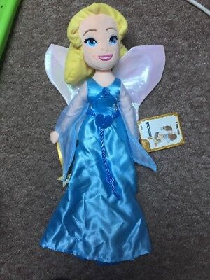 BNWT Rare Disney Store Blue Fairy From Pinocchio