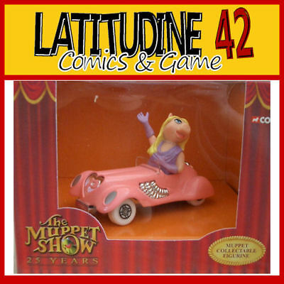 Muppets Show Miss Piggy In Auto Metall Corgi Action-Figur The Muppet Diecast