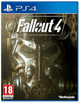 Fallout 4 (PS4) [New Game]