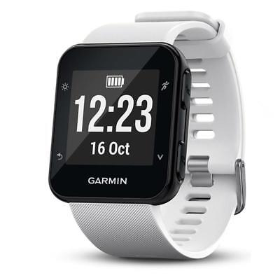Garmin Forerunner 35 HRM Running Watch: White/Black