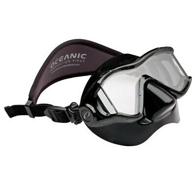 Oceanic ION 3 Mask For Scuba and Snorkeling