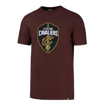 NBA Cleveland Cavaliers Cavs T-Shirt Basketball Knockout Fieldhouse Maroon