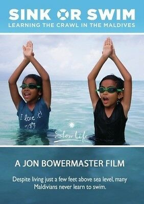 Sink Or Swim: Learning The Crawl In The Maldives (REGION 1 DVD New)