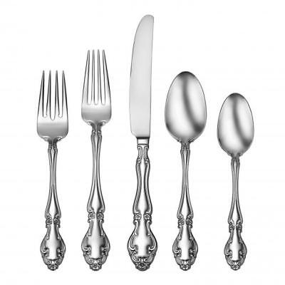 Oneida 18/10 Stainless Fine Flatware Sets Service for 12 - Choice of Pattern  sc 1 st  PicClick & ONEIDA 18/10 STAINLESS Fine Flatware Sets Service for 12 - Choice ...