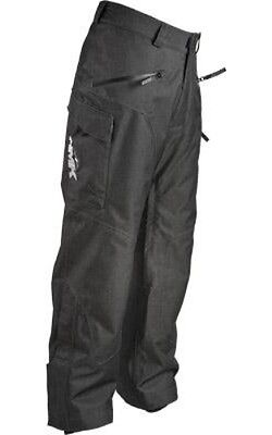 HMK Hustler Waterproof Snow Pants XR Gold Snowmobile Snowboard Mens Medium 32