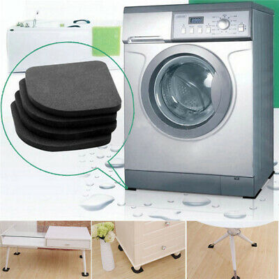 Anti-shaking Pads For Washing Machine Shock Anti Vibration Feet Pads 4 Pcs