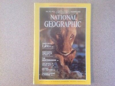 National Geographic Vol. 162, No.6, December 1982