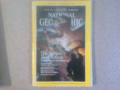 National Geographic Vol. 176, No.6, December 1989