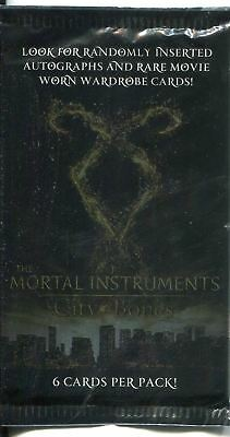 The Mortal Instruments City Of Bones Factory Sealed Hobby Packet / Pack