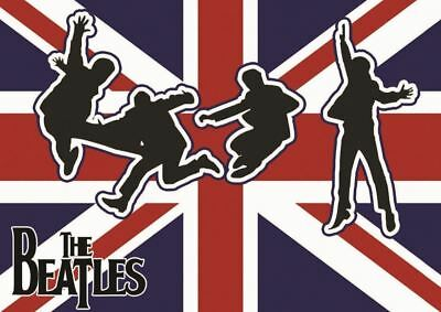 The Beatles A3 Poster Print Gz1294