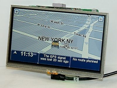 """NEW TomTom 5"""" LCD Touch Screen + Digitizer A050FW03 GPS XXL 540S 530S 540TM 540M"""