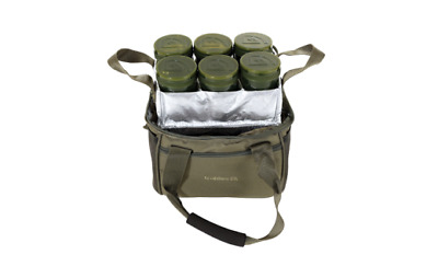 Trakker Carp Fishing Luggage NEW NXG Bait/Glug Pot/Freezer/Cool Bag