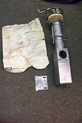 "hubbell pt7pts poke through device fire rated 2 1/4""-7"" ~ pedestal only"