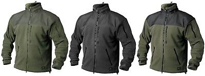 HELIKON TEX CLASSIC ARMY OUTDOOR Freizeit FLEECEJACKE JACKE
