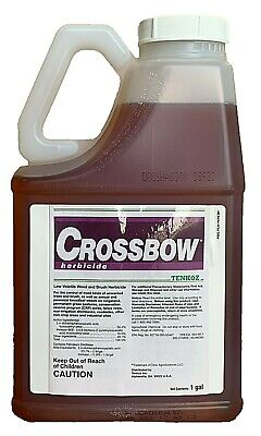 Crossbow Herbicide Brush Killer - 1 Gallon by Tenkoz