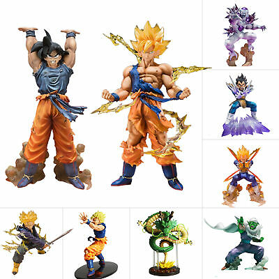 Dragon Ball Z DBZ Figur Anime Super Saiyan Vegeta Figuren Son Goku Spielzeug Toy