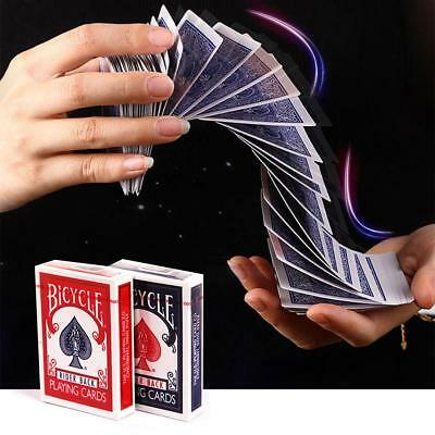 Magic Electric Deck of Cards Magician Prank Trick Close-up Stage Poker Prop ED