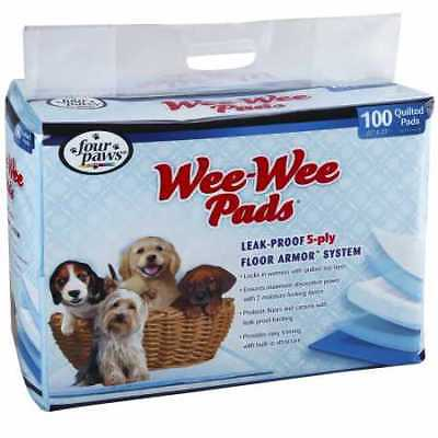 Four Paws WeeWee Pads 100 pads