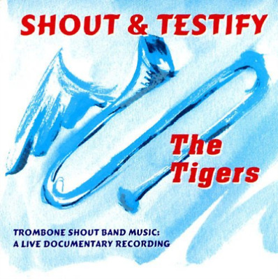 `Tigers, The`-Shout & Testify  CD NEW