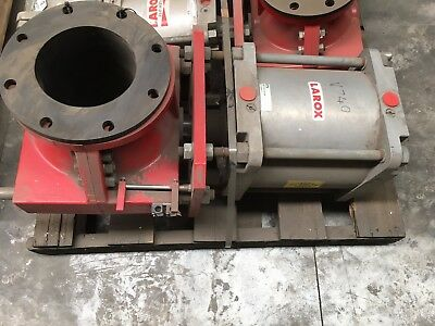 LAROX pinch VALVE   PVE200A6-9B03LRX  Chemical, Water & Sewage, INDUSTRIAL