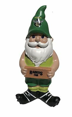 Canberra Raiders NRL Garden Raiders Fan Gnome 2017 Edition