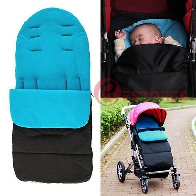 Universal Footmuff Cosy Toes Buggy Pushchair Stroller Aprons Pram Baby Toddler