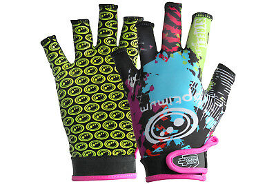 Optimum Mens Street Rugby Stik Mitts Sports Training Workout Gloves