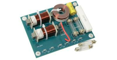 Qtx 900.592 2-Way Crossover 12dB, 4/8 Ohm, 200W with High Quality Components