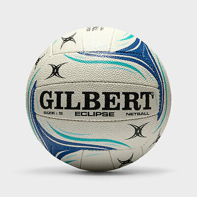 Gilbert Eclipse Match Netball Training Sports Workout Ball