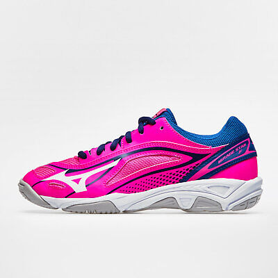 Mizuno Mirage Star 2 Kids Netball Trainers Training Shoes Footwear Sports