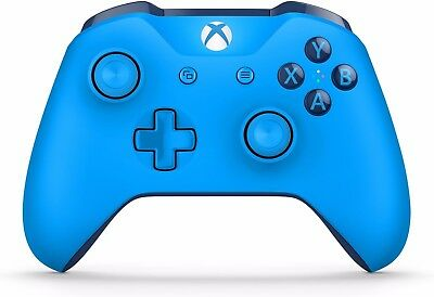 Microsoft Xbox One S Wireless Bluetooth Controller 1708 (Blue) ™
