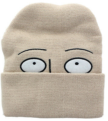 One Punch Man Embroidered Beanie