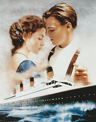Titanic 8 X 10 Photo With Ultra Pro Toploader