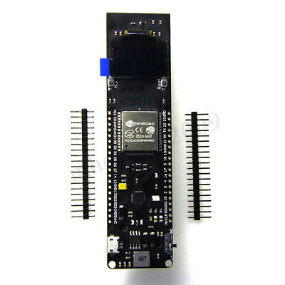 Wemos TTGO ESP32 WiFi Bluetooth 18650 Battery 0.96 inch OLED Development Board