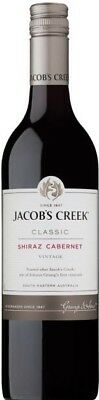 Jacob's Creek `Classic ` Shiraz Cabernet 2015 (12 x 750mL), SE AUS.
