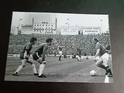 "MANCHESTER UNITED Bobby Charlton last match v Chelsea action 6""x4"" PHOTO REPRINT"