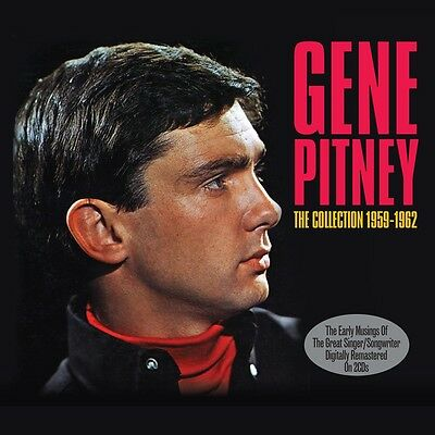 Gene Pitney - The Collection 1959-1962 [Best Of / Greatest Hits] 2CD NEW/SEALED