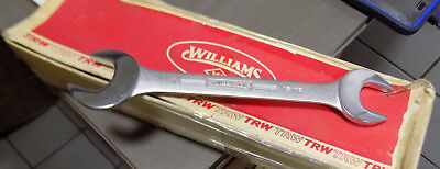 """WILLIAMS USA OPEN END TAPPET WRENCH SUPERRENCH 15/16"""" x 1 """" # 1096 NOS"""