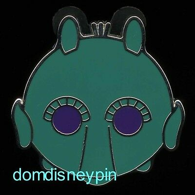 Disney Pin *Tsum Tsum* Star Wars Characters Mystery Collection - Cute Greedo!