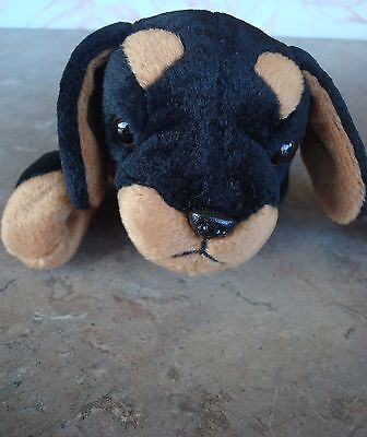 Ty Beanie Baby Doby Retired - 1996 - Authentic