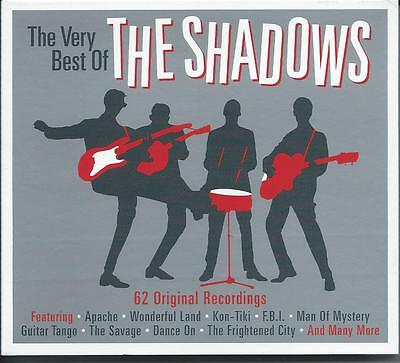 The Shadows - The Very Best Of [Greatest Hits] 3CD NEW/SEALED