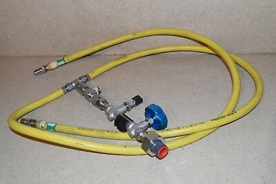 Evans Pw-12-08T2-08Gvps-Ptt2 Hook Up Stick With Hose (Ab)