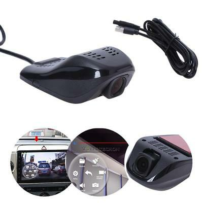 Android System USB DVR Driving Recorder 1080P HD Hidden Camera Car Video WT7n