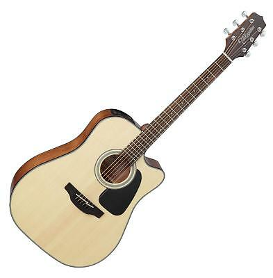 Takamine Gd30Ce-Nat2 Westerngitarre Dreadnought G-Series 30 Guitar Tonabnehmer