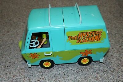 toys Scooby-Doo Mystery Machine van with scooby-doo and shaggy 2000