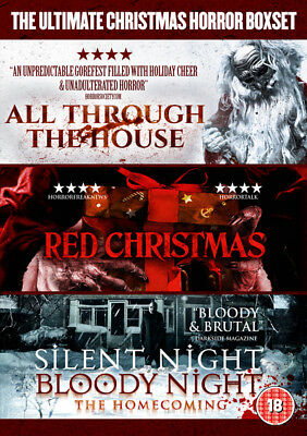 The Ultimate Christmas Horror Collection DVD Box Set NEW