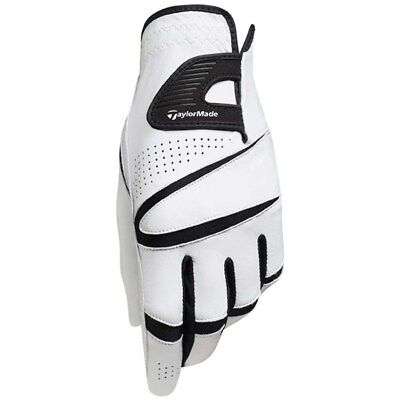Taylormade Mens Stratus Sport Premium Leather Golf Glove - Left Hand