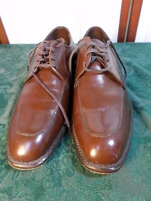 2394213df16 Mansfield Diplomats Men s Leather Lace Up Oxford Dress Shoes-size 10 ...