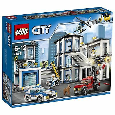 LEGO City - Polizeiwache (60141)