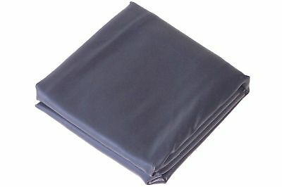 QUALITY 9ft Foot BLUE Pool Snooker Billiard Table Cover Fitted Heavy Duty Vinyl